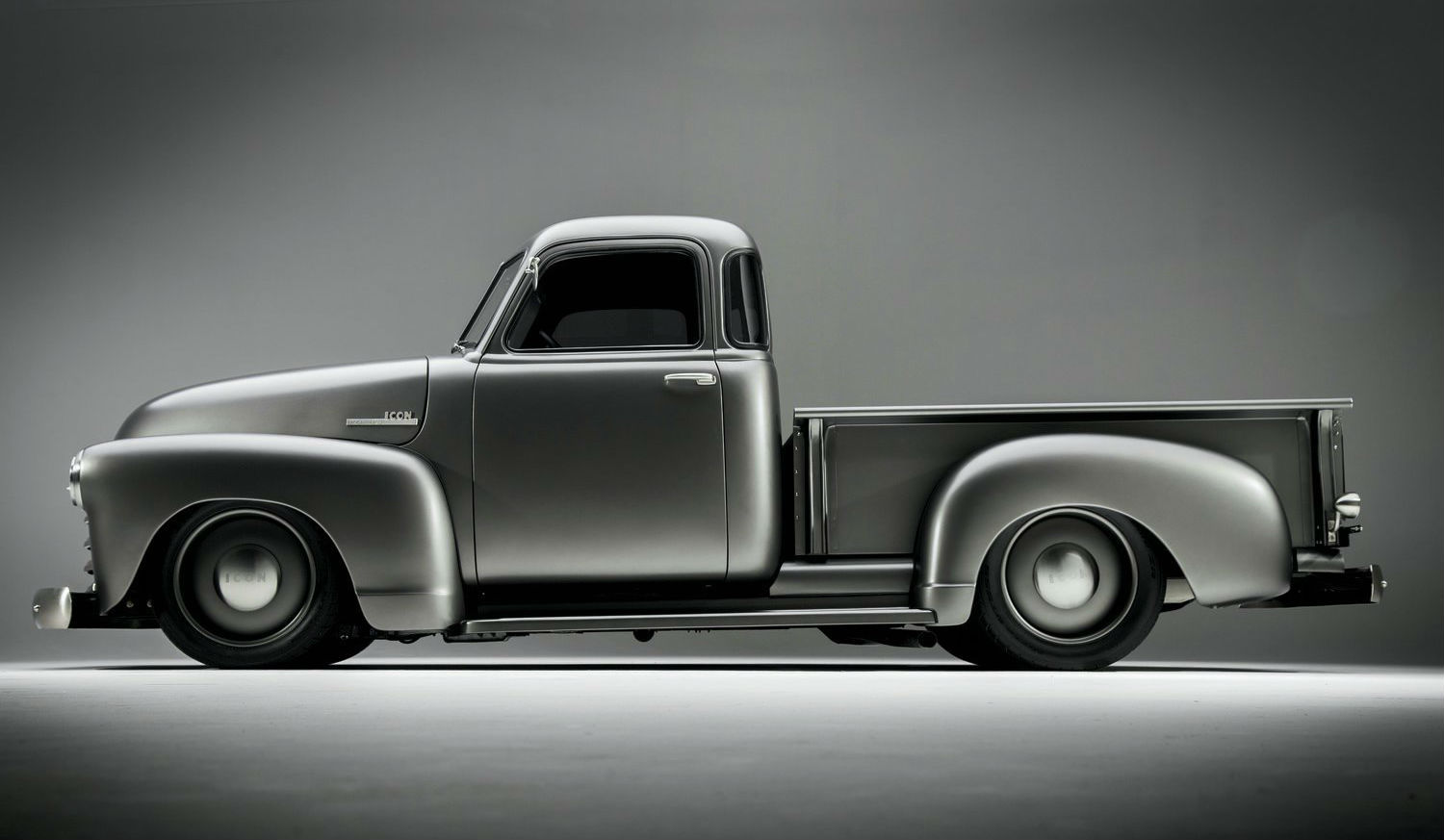 1950 Chevy Pickup Truck Muscle Cars Zone
