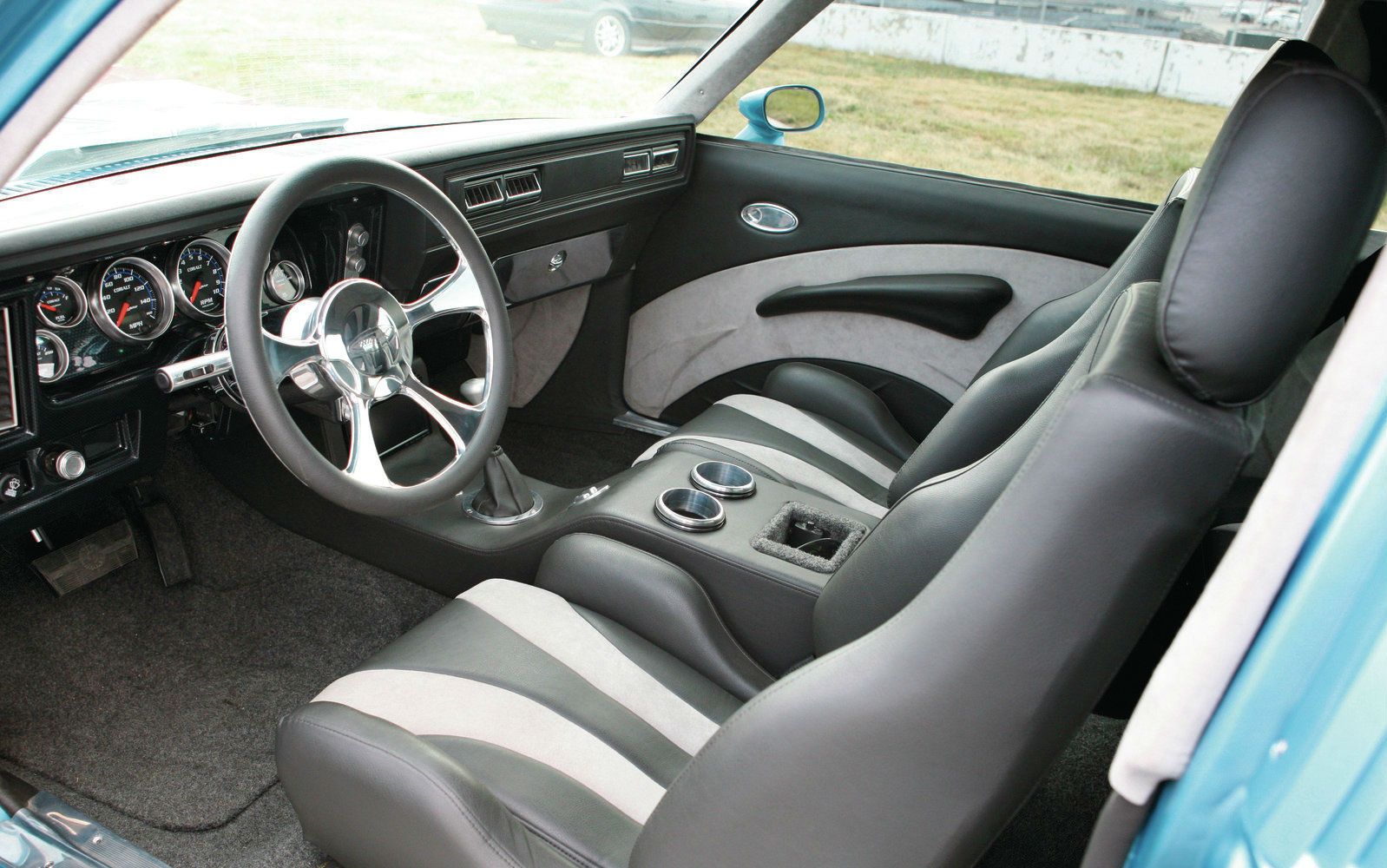 1977 Chevrolet Nova Interior Muscle Cars Zone