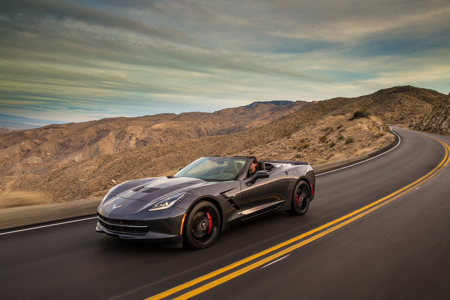 2014-chevrolet-corvette-stingray-convertible-black-front