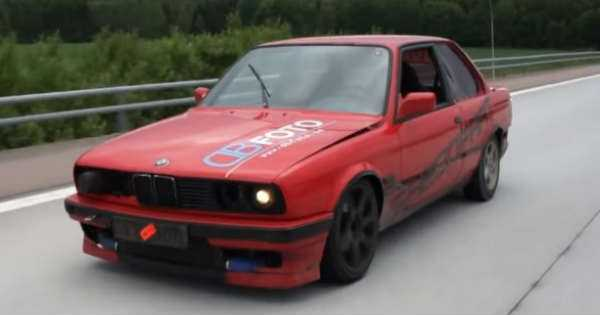DRIFT RACING HIGHWAY bmw 30 truck 1