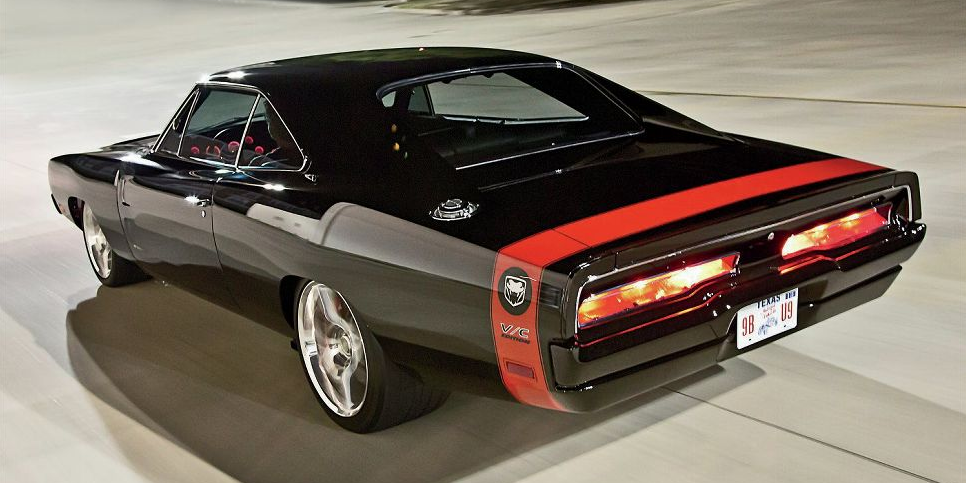 Dodge Charger Rt 1969 Supercharged - Best Electronic 2017