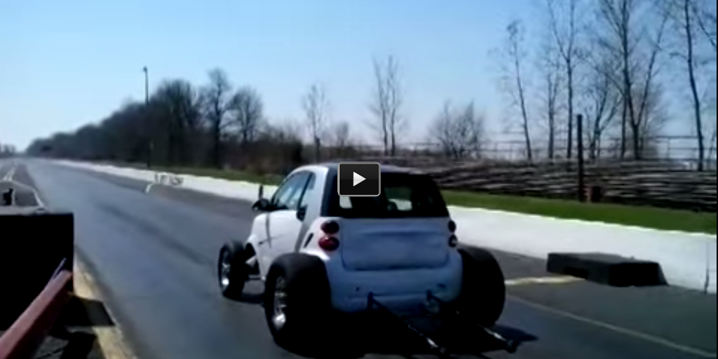 Big Block Smart Car