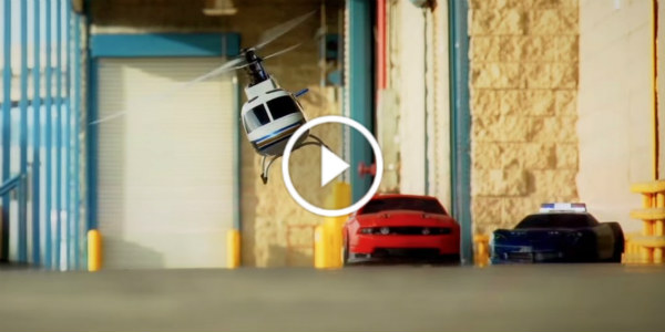 The Best & Most Expensive RC Car Chase Movie Ever 2