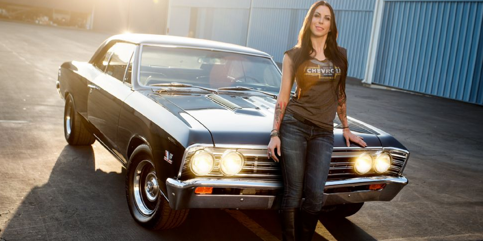 1967 Chevrolet Chevelle SS Owned By The Tattooed Baby