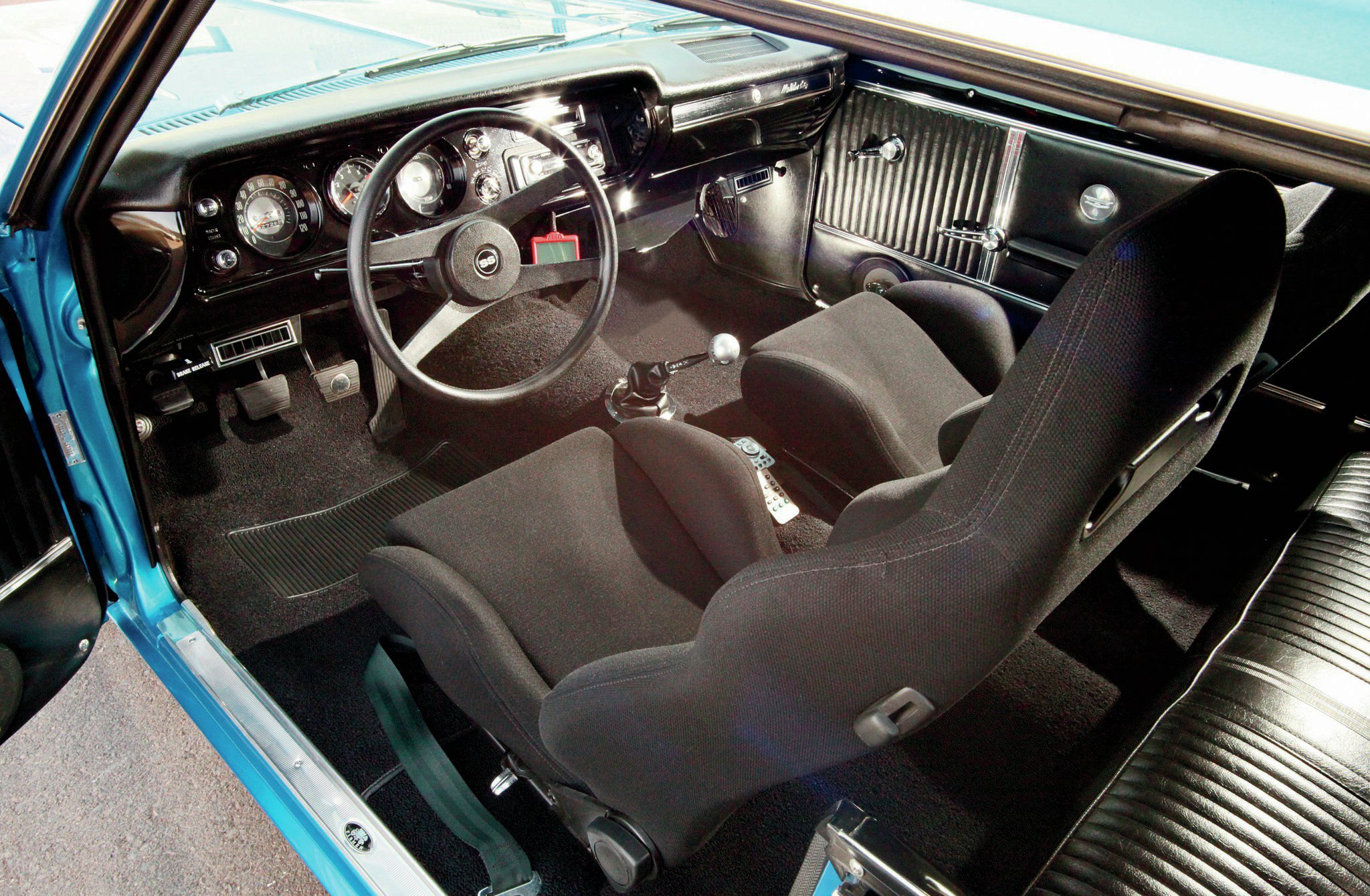 1964 chevelle malibu ss interior muscle cars zone. Black Bedroom Furniture Sets. Home Design Ideas