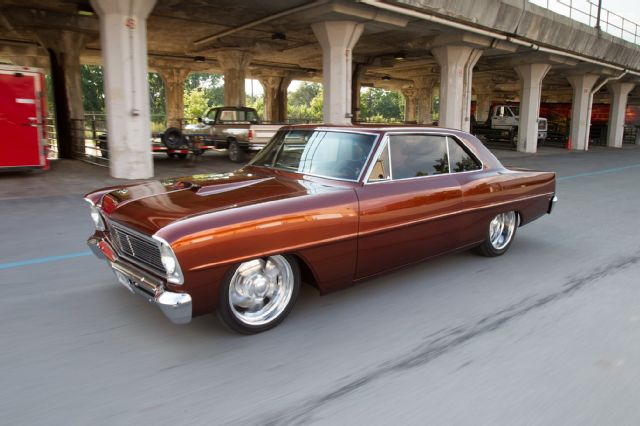 Chevy Ii Nova From A Classic Muscle Car To A Modern Day Car