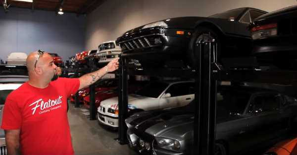 Paul Walker Car Collection Ultimate Tour With Matt Farah Throw