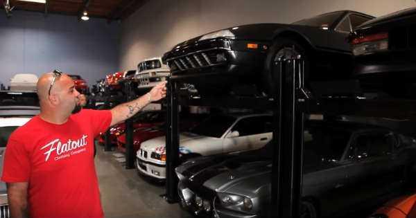 Paul Walker CAR COLLECTION ULTIMATE Tour With Matt Farah 1