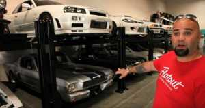 Paul Walker CAR COLLECTION ULTIMATE Tour With Matt Farah 2