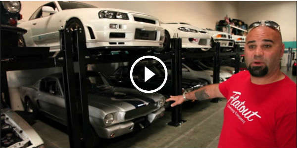 matt farah paul walker car collection 1