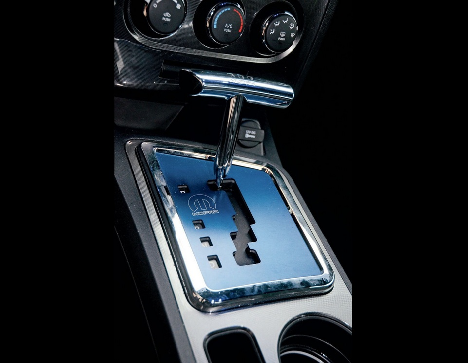 2010 Mopar Dodge Challenger Mixture Of Mopar Performance Parts Custom Touches T A Type