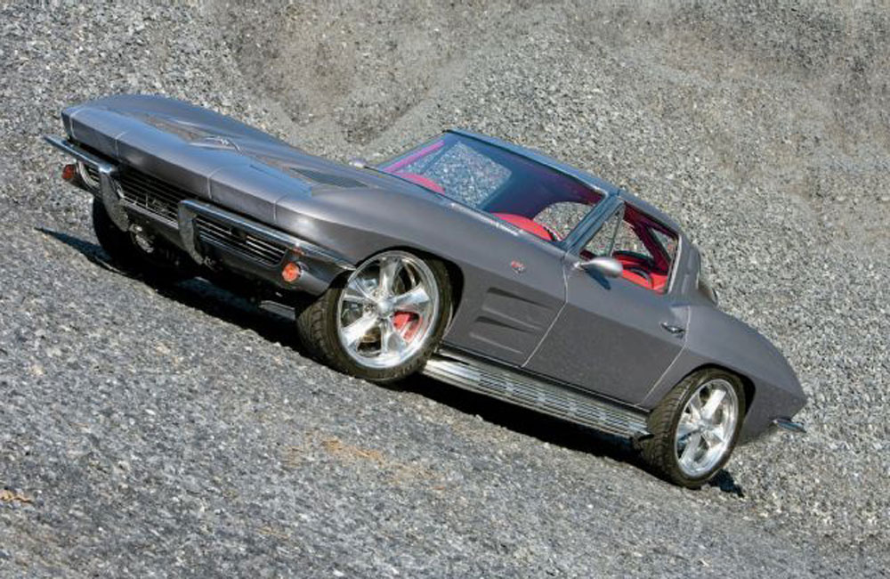 What Do you Think Of This Chevrolet Corvette Stingray 1963?