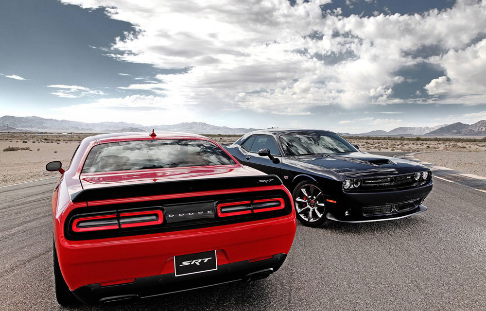 The New Revival Of Dodge Challenger Srt Hellcat Video