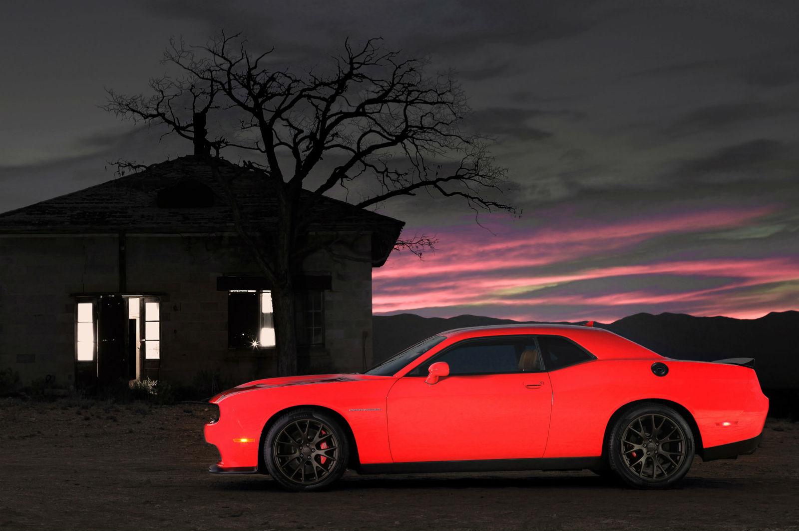 2015 dodge challenger srt hellcat interior hp torque - 2015 Dodge Challenger Srt Hellcat Sepia Laguna Leather