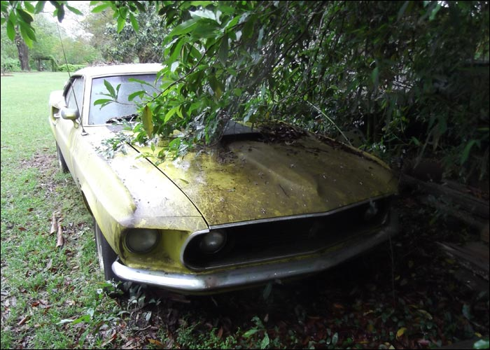 1969 Mustang Only 69K Miles