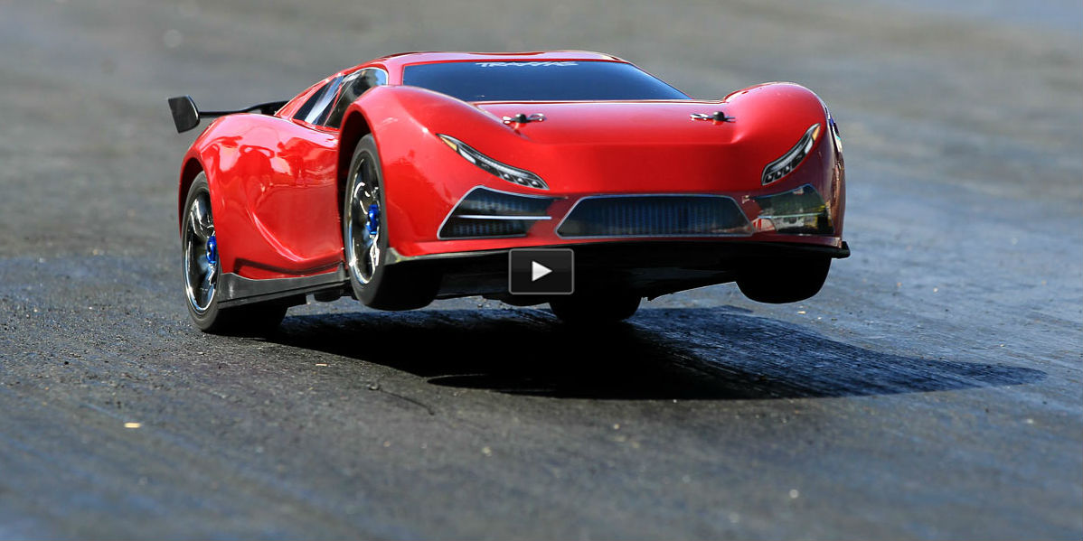 Good Test Drive Of A Traxxas 01 The Fastest Rc Car In The