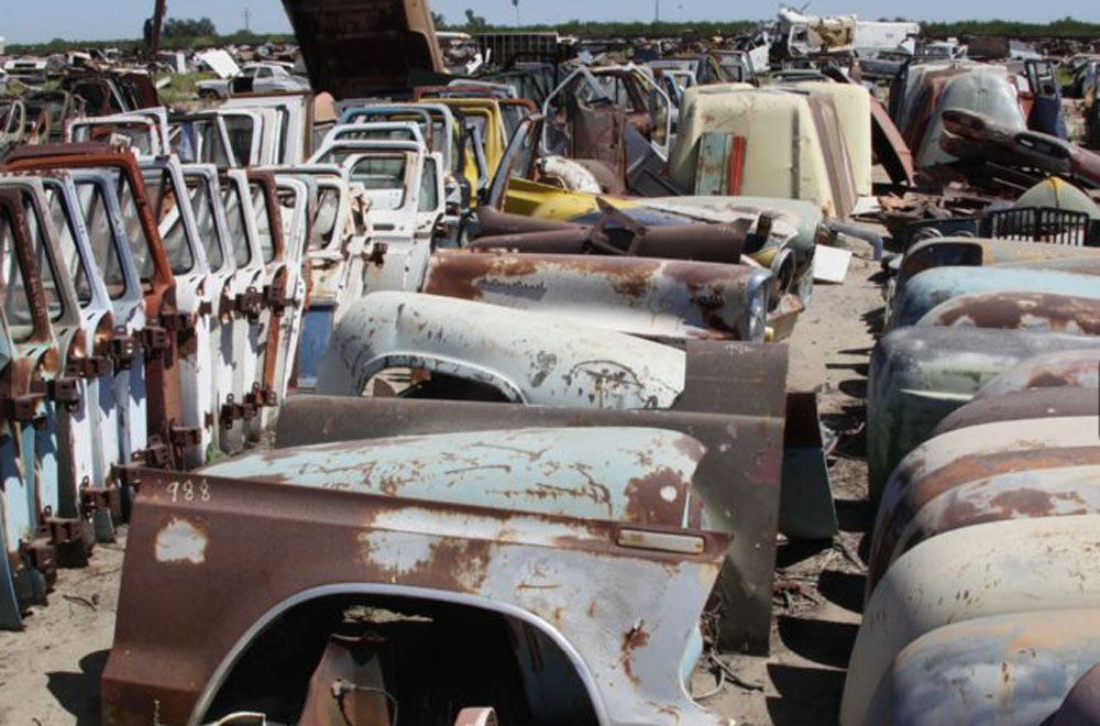 Turners Auto Wrecking >> Photos Video Of The Greatest Junk Yard In Fresno California