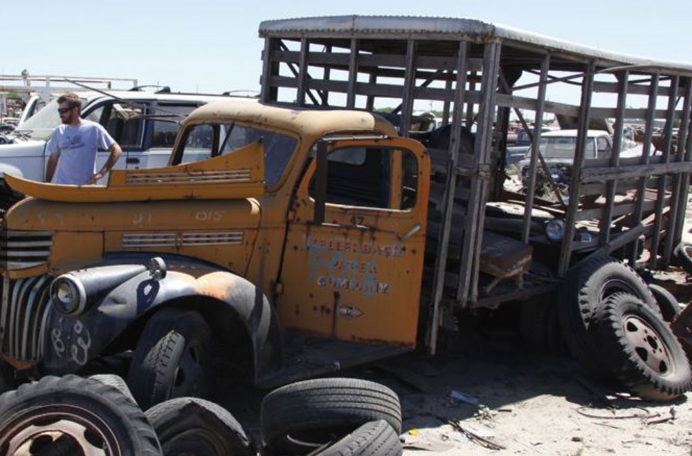 Photos Amp Video Of The Greatest Junk Yard In Fresno