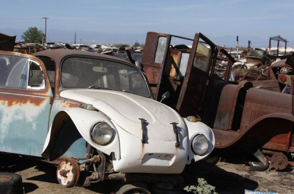 Turners Auto Wrecking >> Photos Video Of The Greatest Junk Yard In Fresno