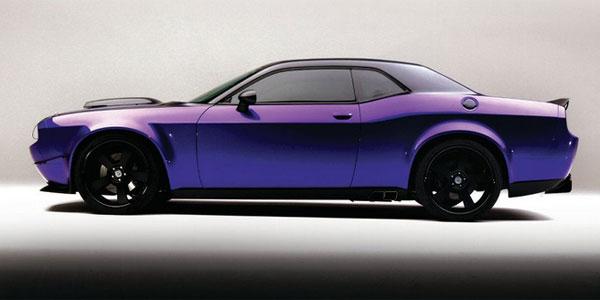 Ultraviolet Challenger