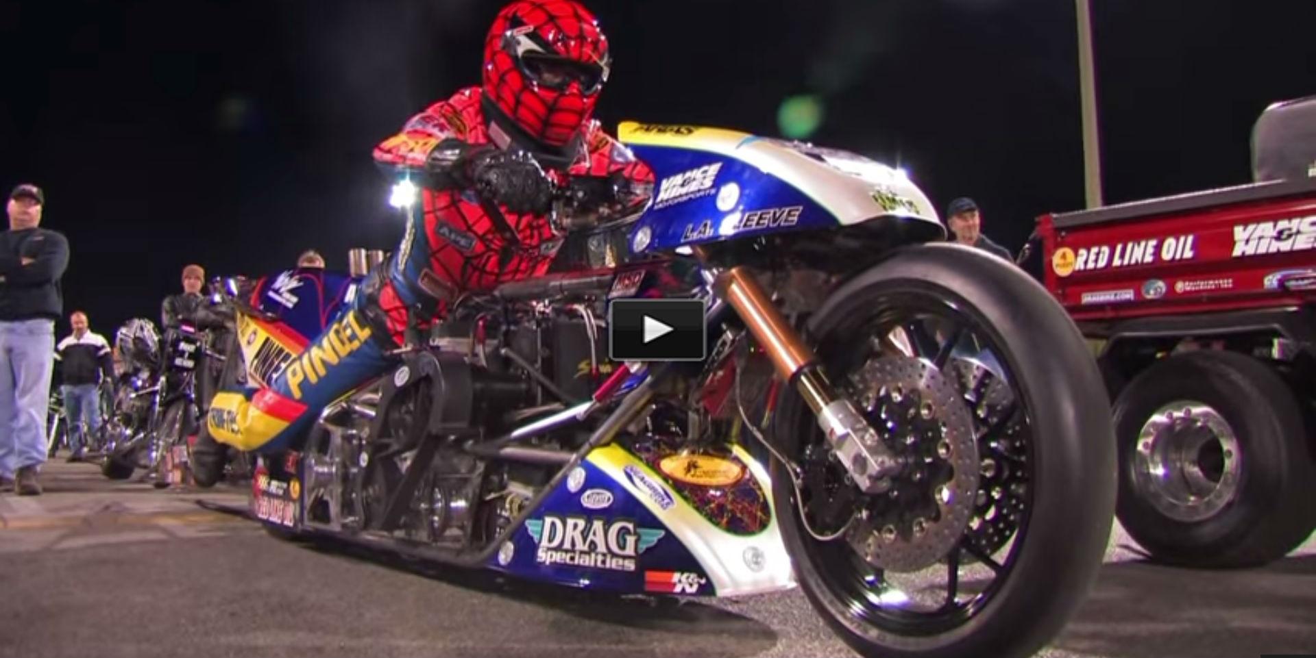 Ultimate Bike Drag Race Top Fuel Nitro Vs Top Fuel Harley