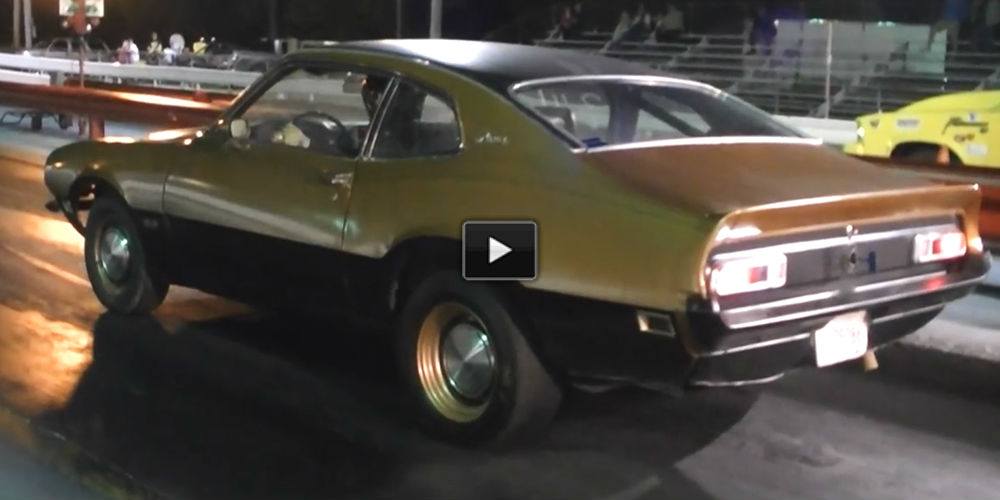 Big Block Ford Maverick