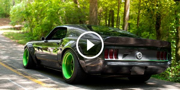 Beastly Mustang Fastback Rtr X On Videos Making Of