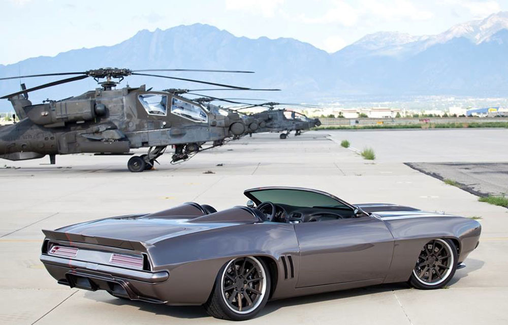 1969 Camaro Z06 Convertible By Weaver Customs Look At This Monster