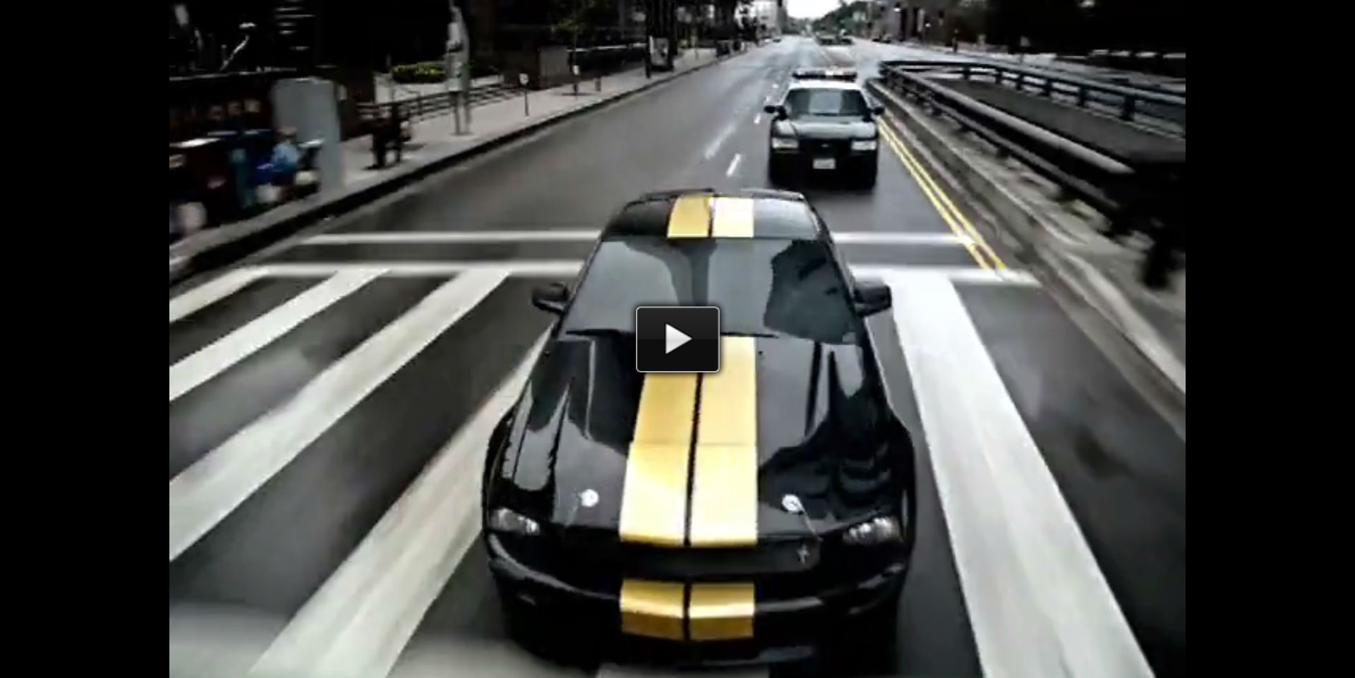 """Shelby GT """"Police Chase"""""""