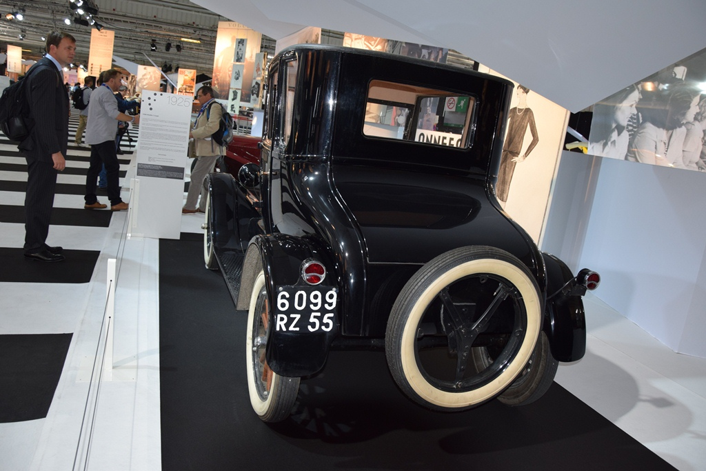 1925 ford model t coupe paris motor show 2014 3 muscle. Black Bedroom Furniture Sets. Home Design Ideas