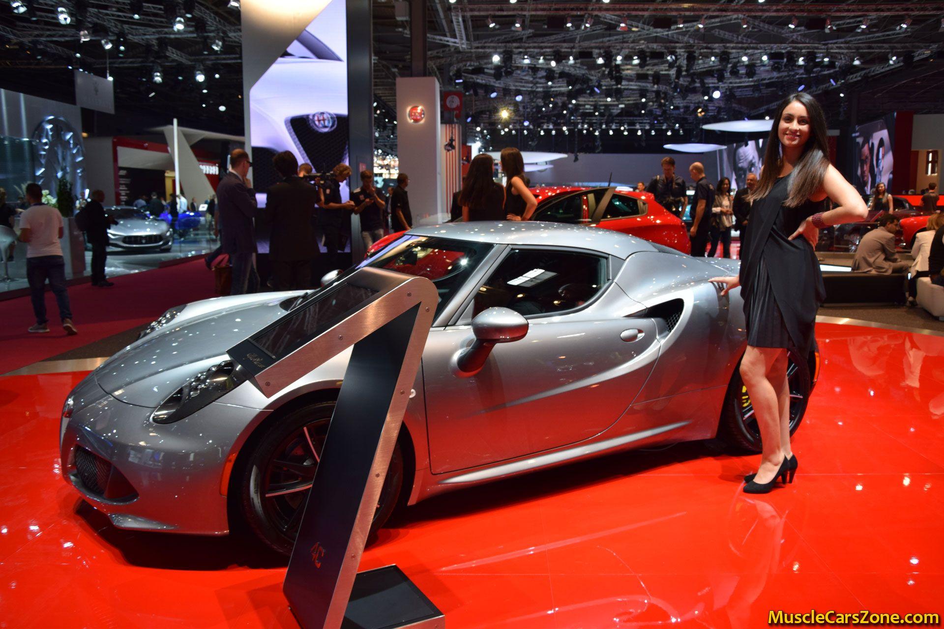 New Alfa Romeo Davie FL  2018 Alfa Romeo Giulia 4C Near