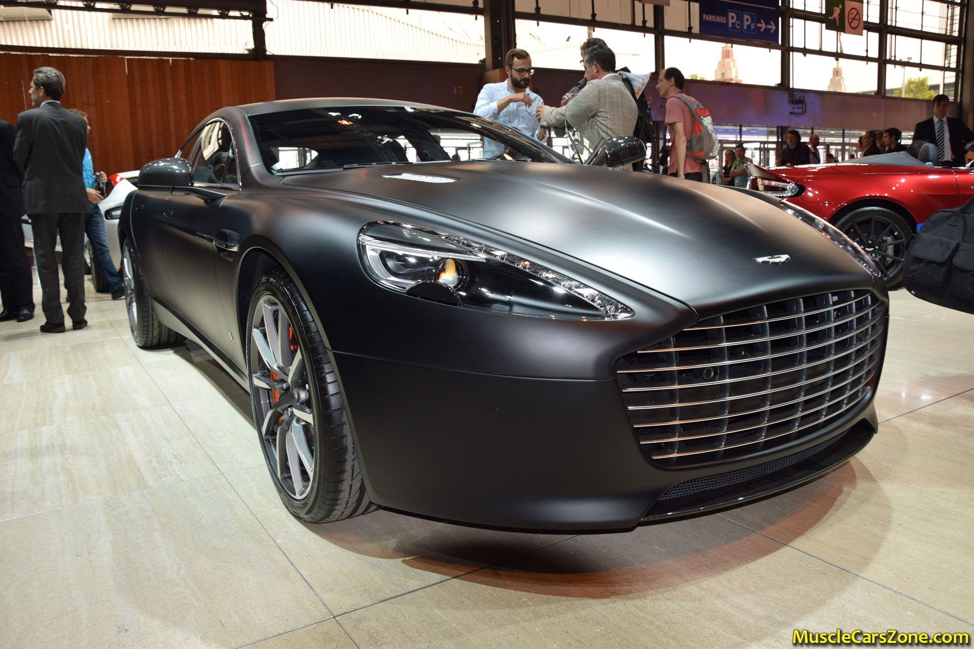 aston martin rapide s 2014 paris motor show 6 muscle cars zone. Black Bedroom Furniture Sets. Home Design Ideas