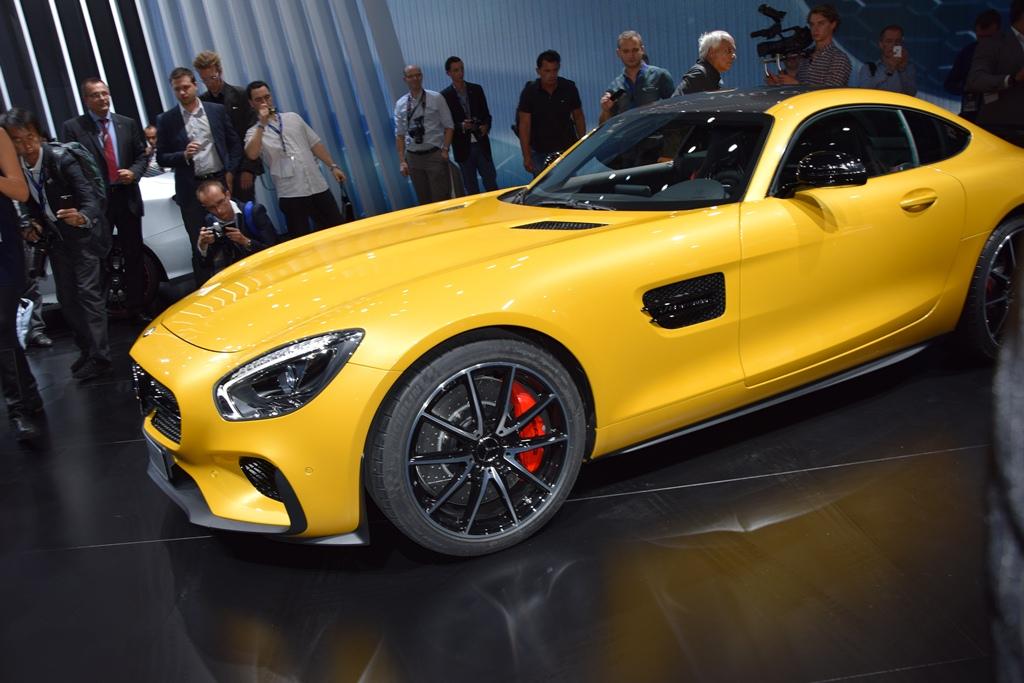 Mercedes Benz Compilation Paris Motor Show 2014 4