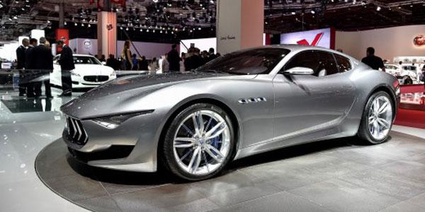 Maserati Alfieri Concept - Paris Motor Show 2014 5