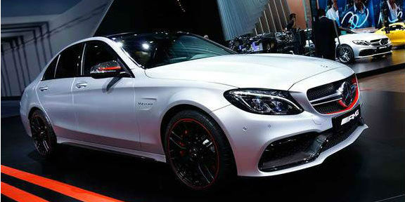 Mercedes AMG C63 BiTurbo new