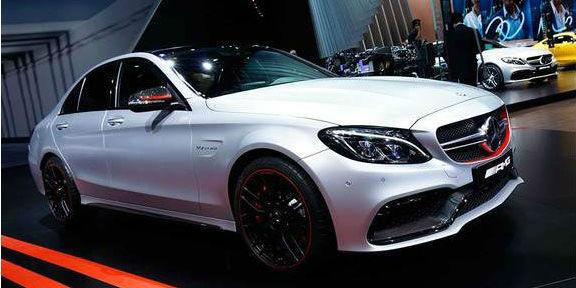 Mercedes AMG C63 BiTurbo new
