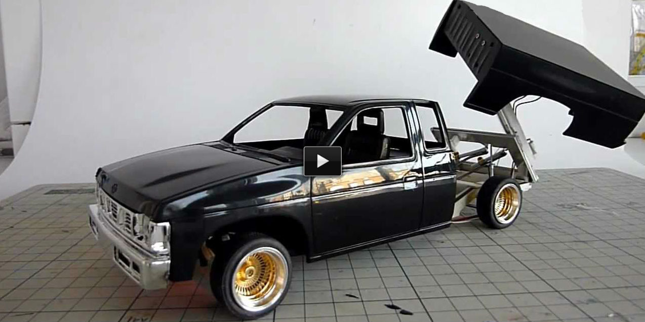 You Want This Totally Insane Dancing Bedroom RC Truck