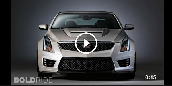2016 Cadillac ATS V 1