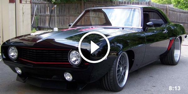 1969 Camaro Street Rod