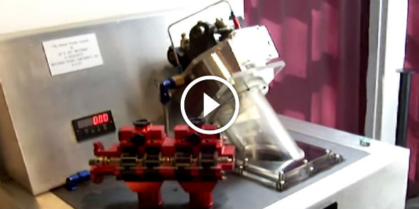 1300HP Single Cylinder TOP FUEL DRAGSTER FUEL PUMP