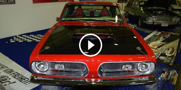 1967 Plymouth Hemi Baracuda 360 Cu 1