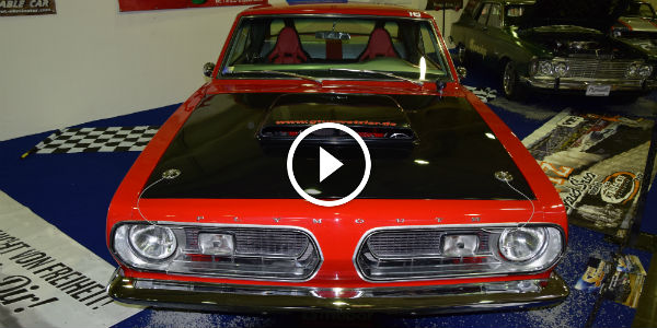 1967 Plymouth Hemi Baracuda 360 CI