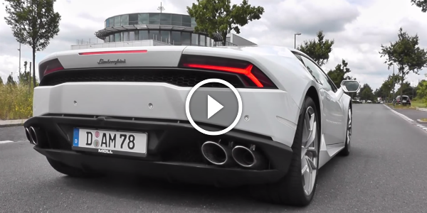 First Time Driver >> Supercar Experience With Real Life GRAN TURISMO - Huracan!