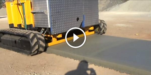 fastlane paving machine