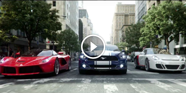 The Crew Video Game Launch Trailer Best Muscle Cars