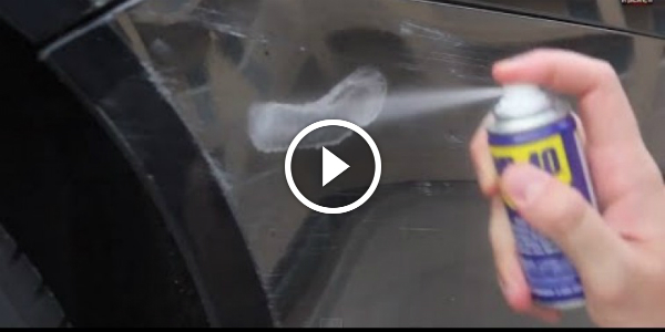 Car Show Miami >> Scratched YOUR CAR? DON'T PANIC! Easy Removal With WD40 Spray! I Love This Product! - Muscle ...
