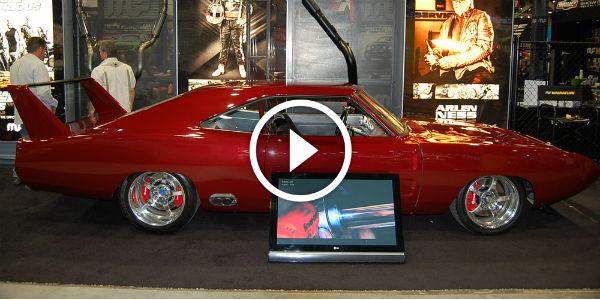 FAST & FURIOUS 1969 Dodge Charger DAYTONA!
