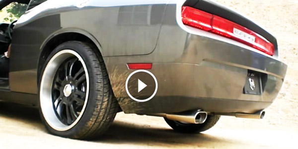 2009 Dodge Challenger SE 3.5 V6 with Dual Exhaust