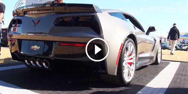 2015 Corvette Zo6 Zo7 Performance Pack