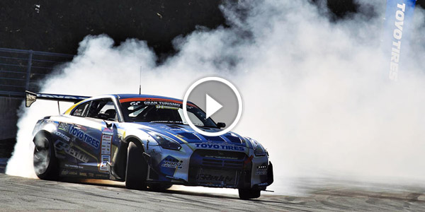 Miami Auto Show >> Tokyo Under GTR Burnouts & Drifting Attack! - Muscle Cars ...